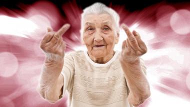 Старческата агресия е симптом на болест на Алцхаймер