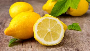 Лимонът – неподозиран магьосник