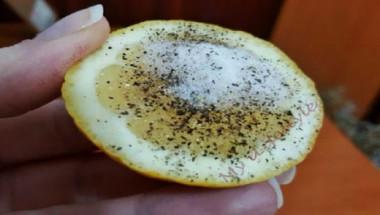 Пипер, сол и лимон ще решат тези 8 проблема по-добре от всяко лекарство!