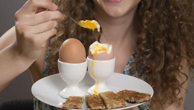 Яйцата запазват организма млад