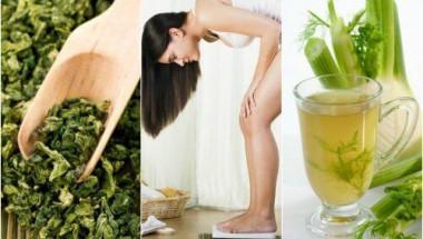 Отслабнете скорострелно и лесно с помощта на 2 лечебни растения