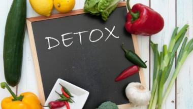 7-дневна диета изчиства всички токсини от тялото