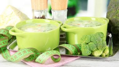 Прочистване на тялото с тази диета със супи!