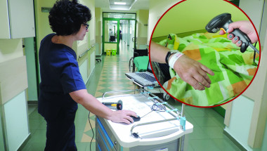 """Лекарствената терапия на пациентите в """"Софиямед"""" вече се проследява електронно"""