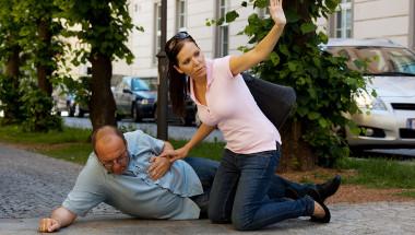 Предупредителни признаци на инсулт при мъжете