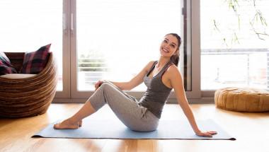 Упражнения за подсилване на краката  и гърба