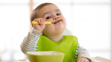 Хранителната алергия при децата се проявява с обрив в 70% от случаите