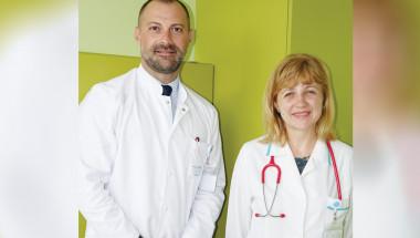 Д-р Желязко Арабаджиев и д-р Таня Любомирова: Обучаваме имунната система да атакува само туморите