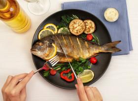 Консумирането на риба удължава живота