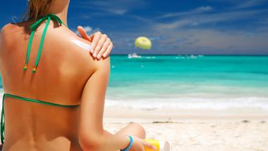 Направете си домашен слънцезащитен крем