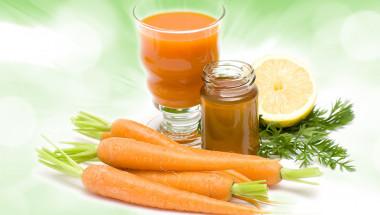Моркови и мед за добро зрение