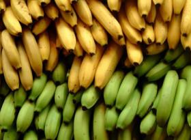 Предимствата на бананите варират в зависимост от цвета на кората