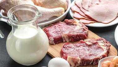 Месото и млякото намаляват риска от инсулт с 35%
