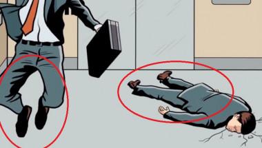 Как може да оцелее човек в падащ асансьор - съвети от експерти