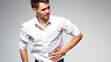 Слабите хора са предразположени към смъкване  на органите