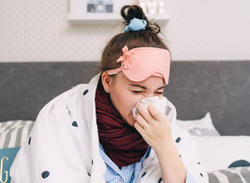 Нито простудата, нито грипът минават с илачи