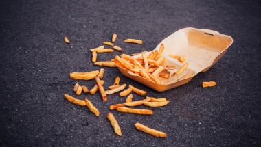 Вярно ли е правилото за 5 секунди за падналата на земята храна?
