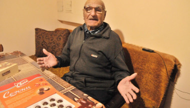 Тайната на дядо Стефан, за да доживее до 103 г.: Хубаво месо и малко...