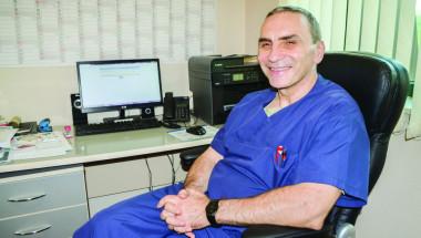 Д-р Борислав Борисов: Инжектираме медикаменти направо в тумора в черния дроб