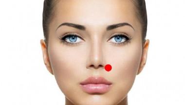 8 точки на лицето за масаж, с които ще излекувате симптомите на грип и простуда (СНИМКИ)