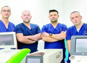 """Най-нова генерация лазер в """"Хил клиник"""""""