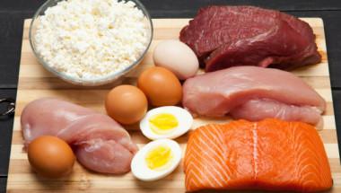 10 храни за чиста мускулна маса