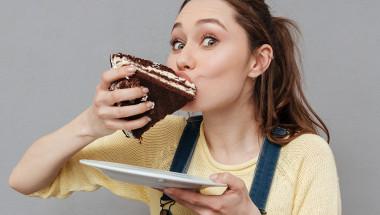 Захарта  руши организма