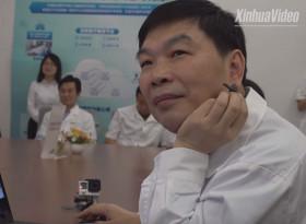 Китайски лекар написа история! За първи път в света... (ВИДЕО)
