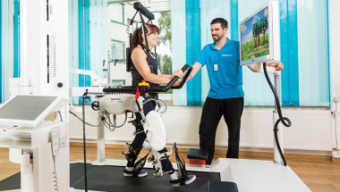 Д-р Татяна Ангелова, д.м.: Роботи навлязоха в раздвижването на тежкоболни