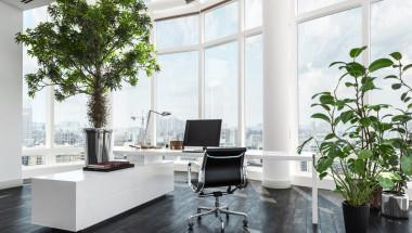 Над 100 000 случая на кожен рак в офиси с остъклени стени