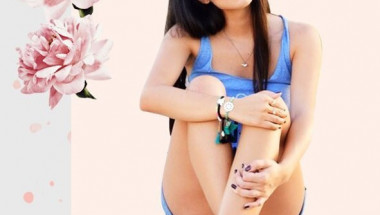 Невероятно! 22-годишна красавица изкара два вида рак, 8 курса на химиотерапия и опасна инфекция (СНИМКИ)
