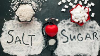 По колко захар, сол и мазнини е полезно да ядем