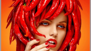 Червен пипер за растеж на косата: наистина ли помага?