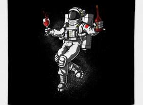 Невероятен ефект! Как червеното вино ще помогне за полетите до Марс