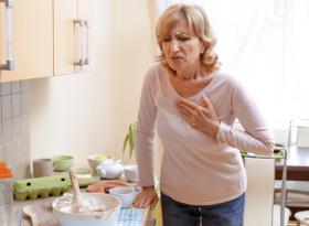 Инфарктът при жените се проявява с различни симптоми