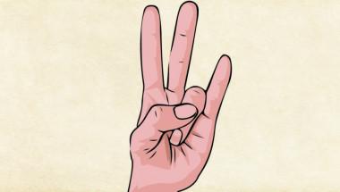 Как само стискайки два пръста можете да ускорите метаболизма СНИМКИ