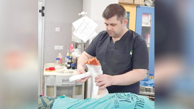 Д-р Явор Пукалски: Повечето счупвания при децата се лекуват консервативно
