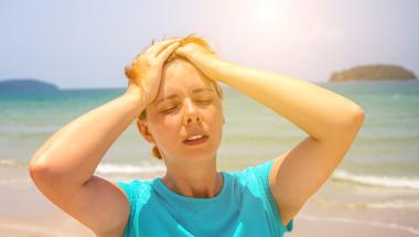 Четири натурални средства при слънчев удар