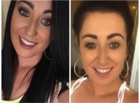 Момиче си направи селфи минути преди инсулт, снимката й спаси живота