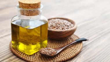 Лененото масло помага при гастрит