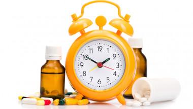 Витамините трябва да се приемат в точно определено време
