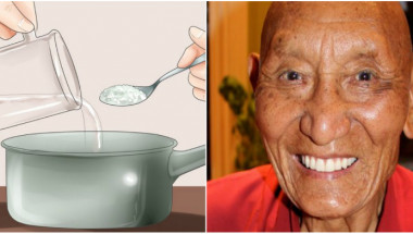 Рецепта от тибетски монах, за да укрепите и избелите зъбния емайл