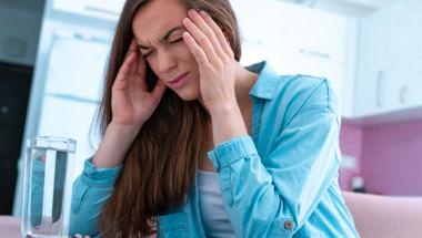 Пристъпите на силно главоболие са вик за помощ на организма