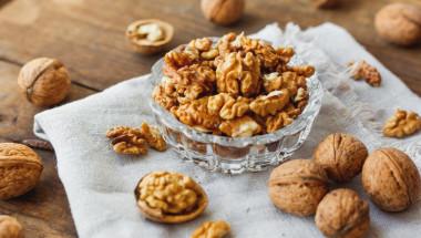 Пречистване на мозъка с помощта на орехи