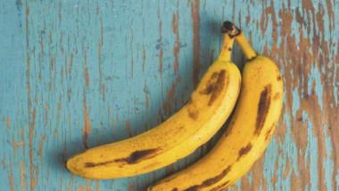 Какво означават тъмните петна по кората на бананите