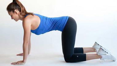 Ходене на колене подобрява зрението и укрепва костите