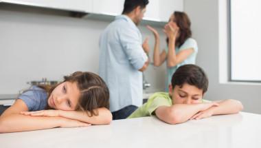 Детето боледува, за да спре конфликта между родителите си