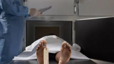 Сложиха камера при мъртвец, кадрите потресоха всички ВИДЕО
