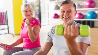 Диета и упражнения пазят от онкоболести