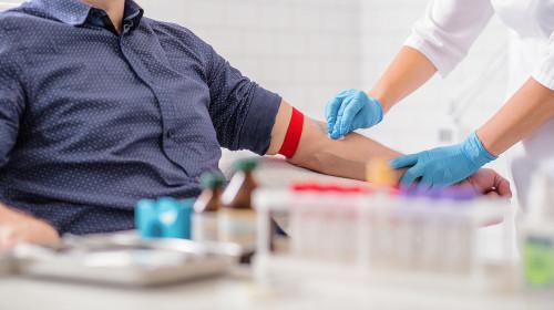 Преди да дадете кръв за изследване, не бягайте по стълбите